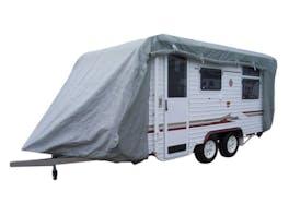 Caravan Cover Breathable 6.45m