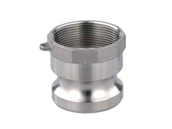 Camlock Female Thread Adapter Type A 50mm