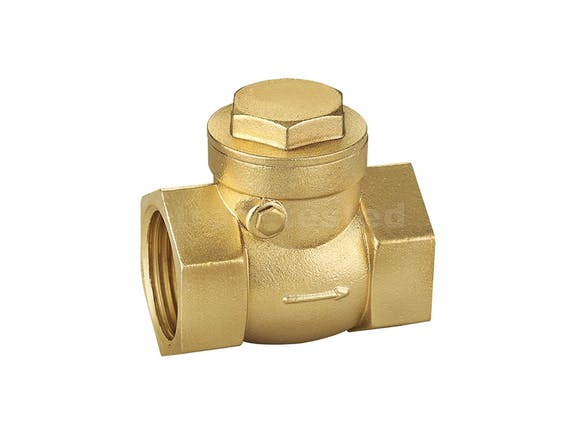 Brass Check Valve 20mm