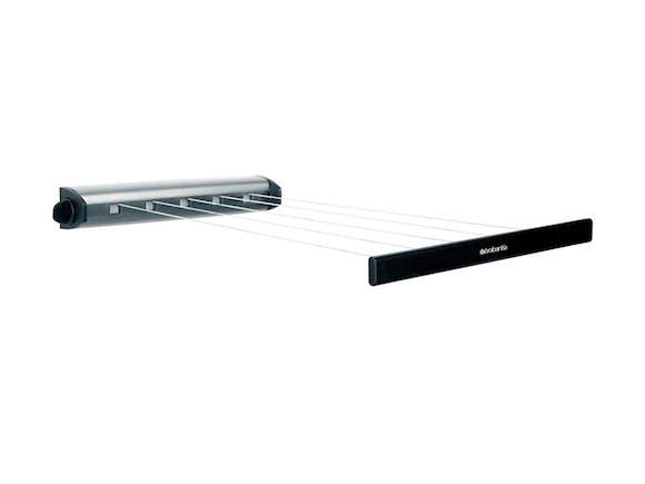 Brabantia Retractable Indoor Drying Line 22m Stainless Steel