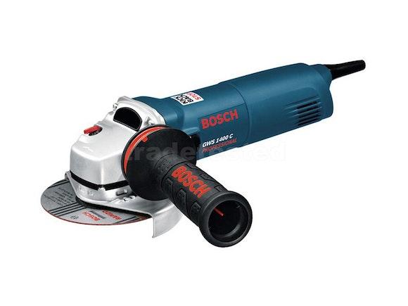 Bosch Blue Angle Grinder 125mm 1400W