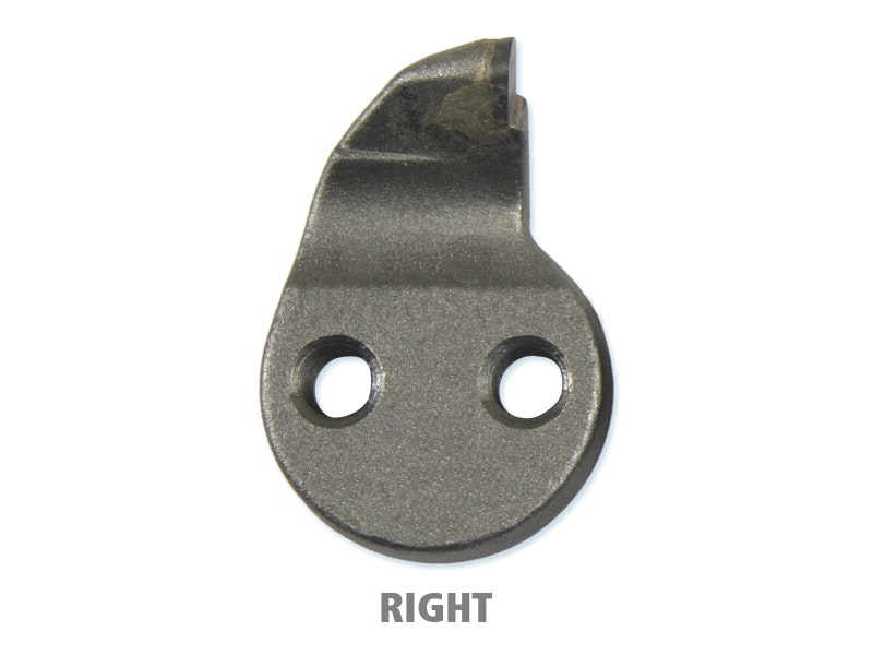 Stump Grinder Replacement Tungsten Cutting Tooth Right