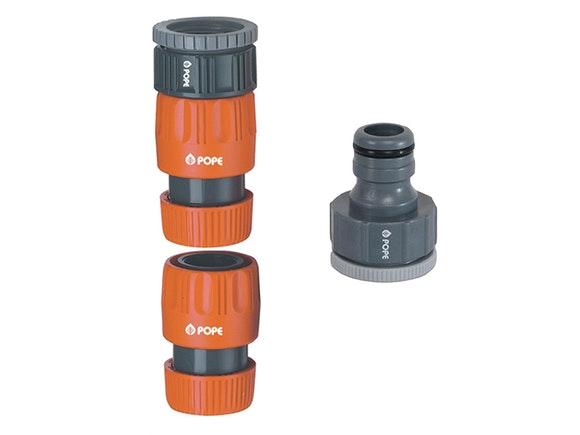 Pope Hose Fitting Set 3 Piece