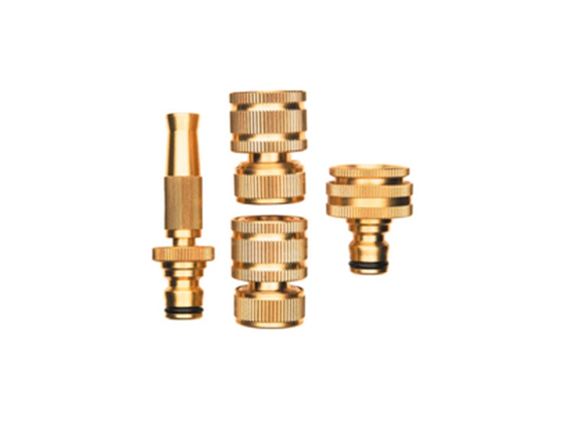 Pope Brass Snap On Set 4 Piece