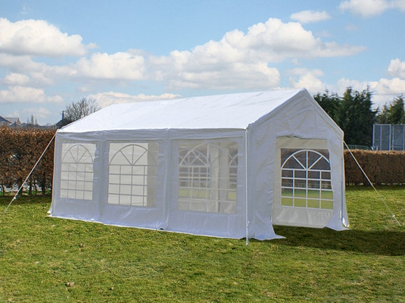 Great White Marquee 3m x 6m Economy