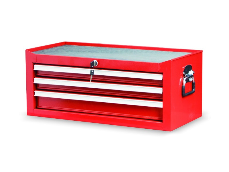Middle Tool Chest 3 Drawer 27