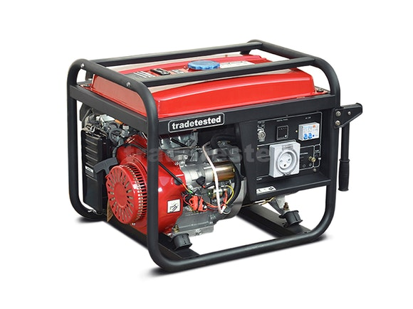 Petrol Generator 6600W with Electric Start