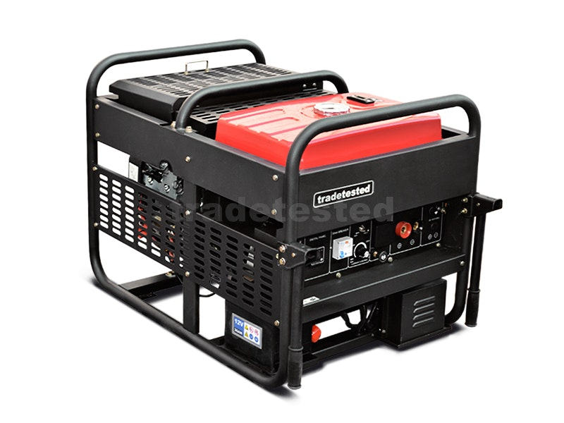 Welder Generator Petrol 300A + 3300W with Electric Start