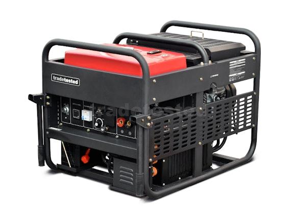 Welder Generator Petrol 300A + 3300W with Electric Start