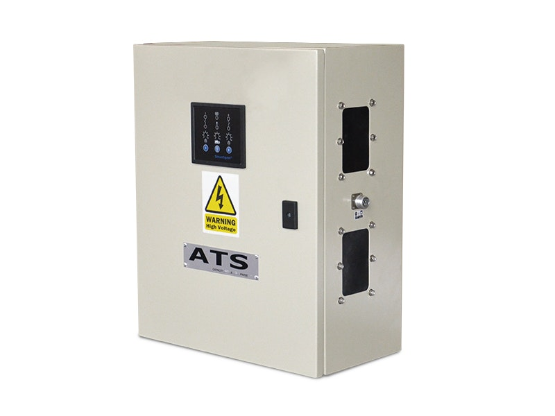 ATS System 3 Phase up to 35kVA