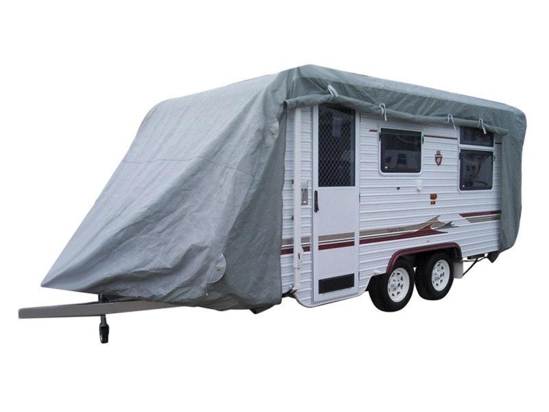 Caravan Cover Breathable 7.40m