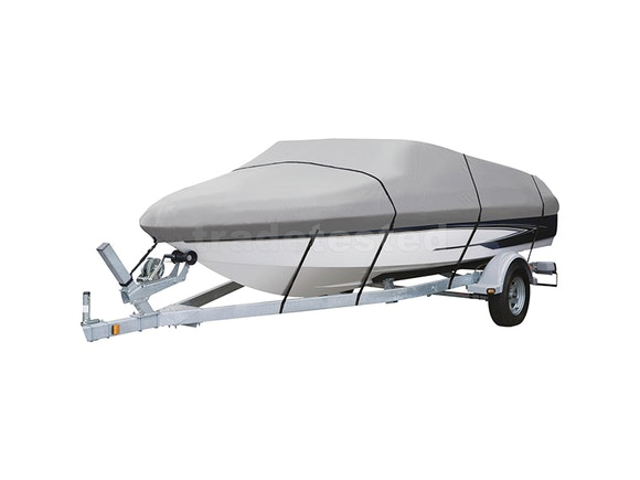 Boat Cover Heavy Duty 6.10m-6.70m x 2.7m