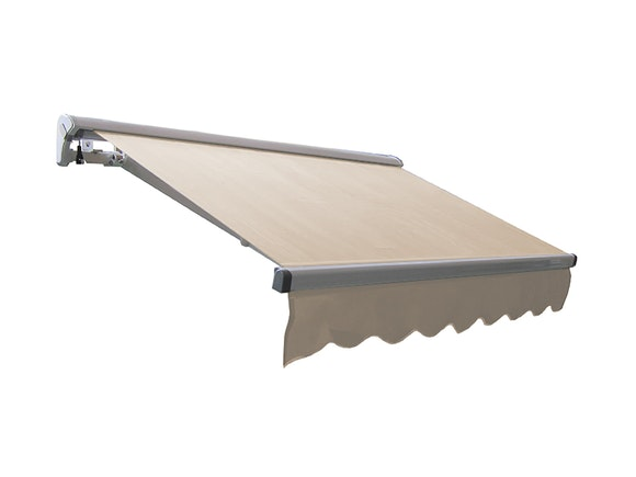 Retractable Awning 3m x 2m Beige