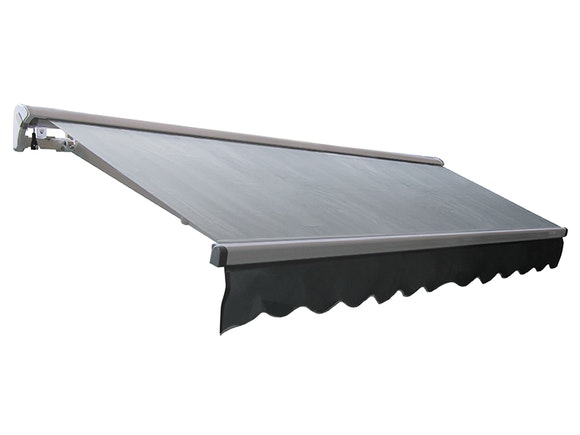 Retractable Awning 4m x 2m Graphite