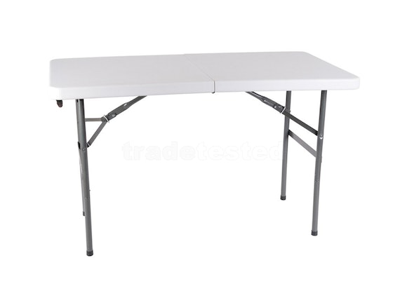 Folding Trestle Table 1.2m