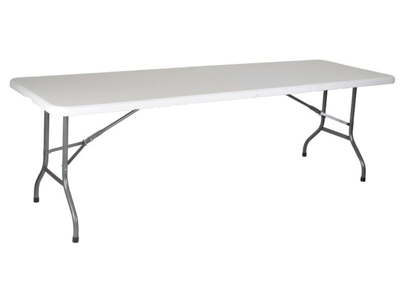 Folding Trestle Table 2.4m