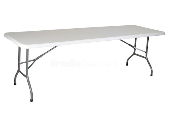 Folding Trestle Table 2.4m