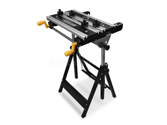 Folding Metal Workbench