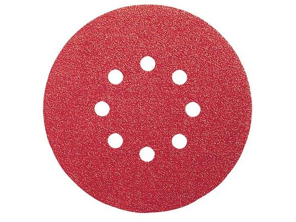 Bosch Best for Wood Sanding Disc 115mm 80g 5 Pack