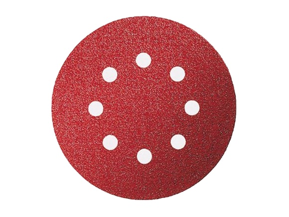 Bosch Best for Wood Sanding Disc 115mm 240g 5 Pack
