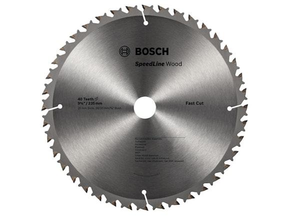 Bosch Blade Circular Pack 184 x 20 x 1.6mm 20T