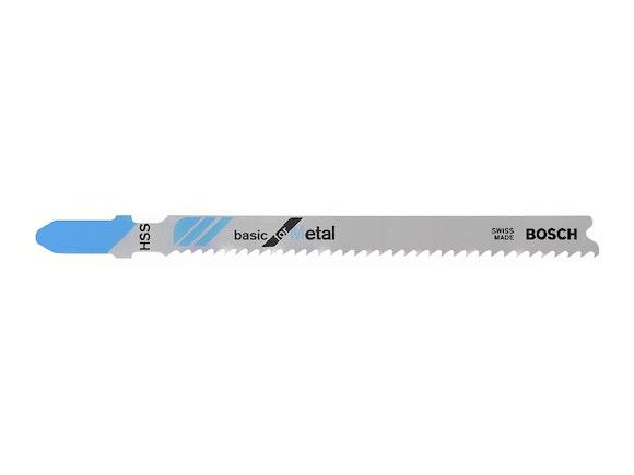Bosch Blade Jigsaw Metal 92mm 24 TPI 5 Pack