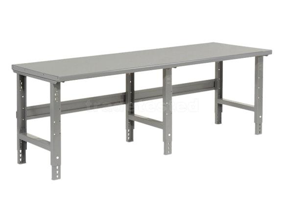 Workbench Steel Top 244 x 76cm