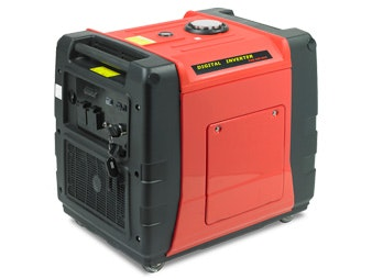 6.8kVA Digital Inverter Generator with Remote