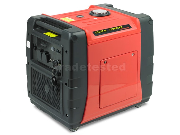 6.8kVA Digital Inverter Generator with Remote