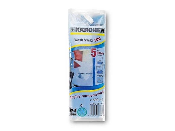 Karcher Wash & Wax Pouch 500ml