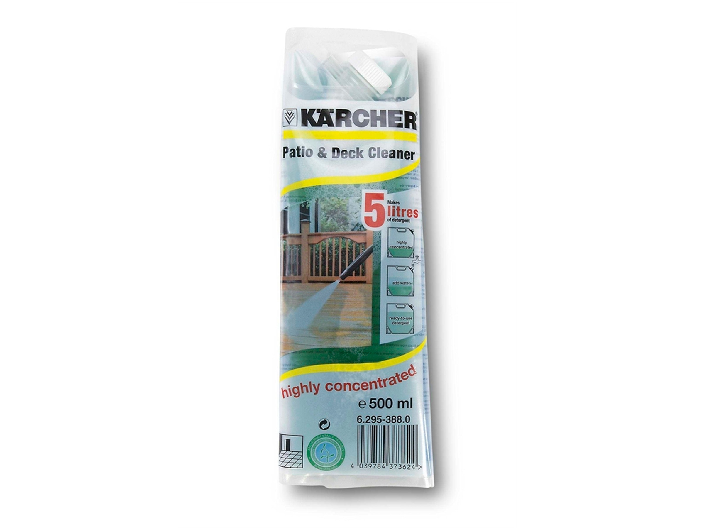 Karcher Patio & Deck Pouch 500ml
