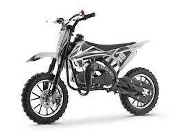 Kids Mini Dirt Bike 49cc Black