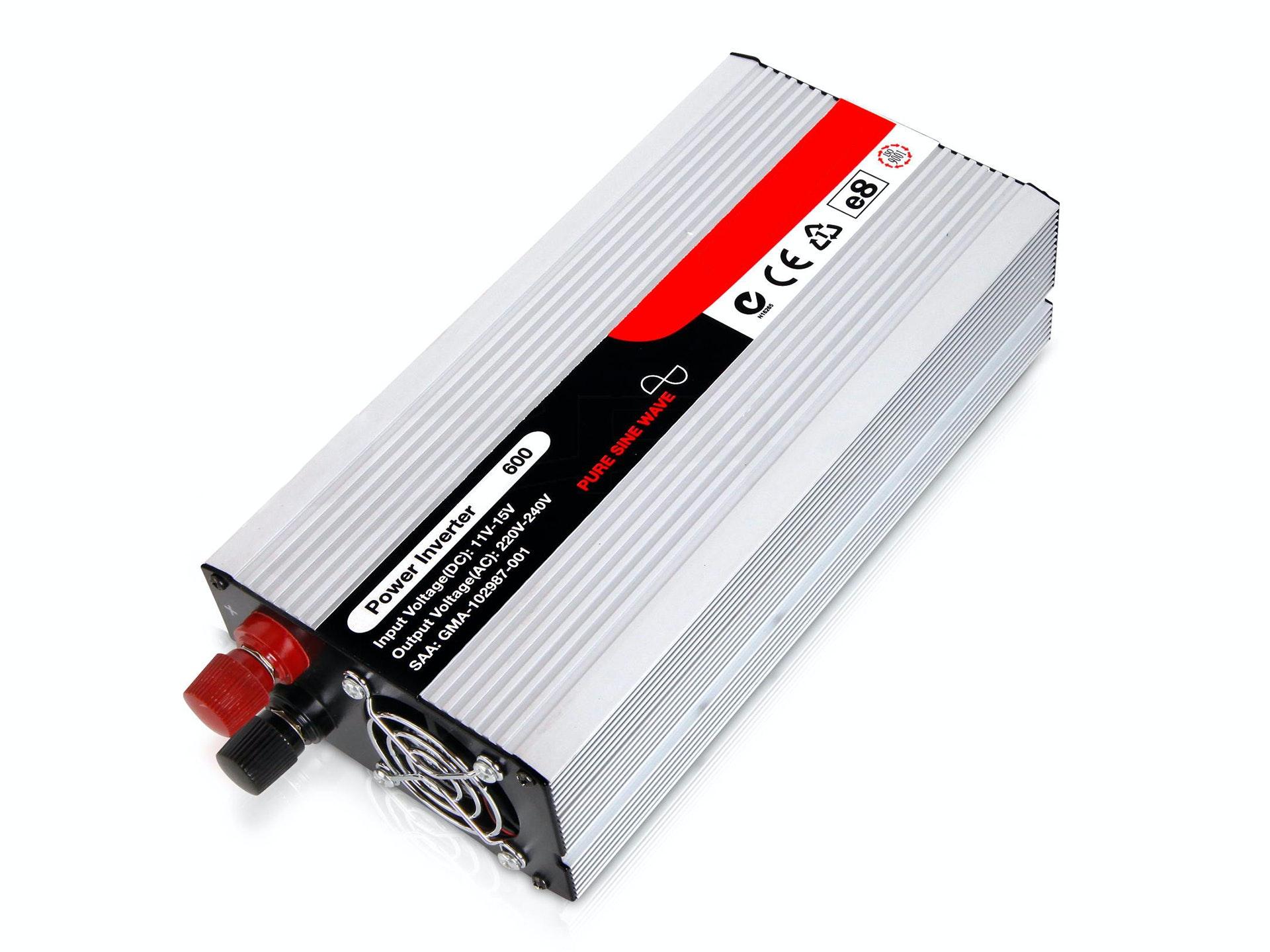 Pure Sine Wave Power Inverter 600W