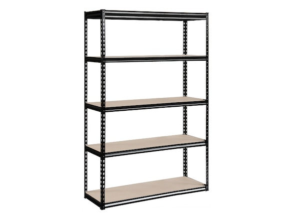 Steel Shelves 5-Shelf 182cm x 122cm x 48cm