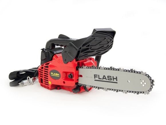 "Flash Chainsaw 25cc with 12"" Bar"