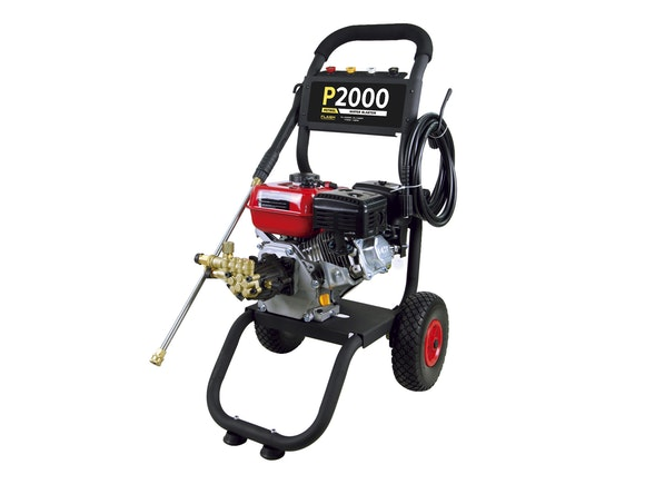 Flash P2000 Water Blaster Petrol 2000PSI
