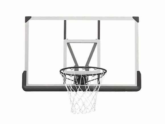 King Wall Mount Basketball Backboard & Hoop 127cm