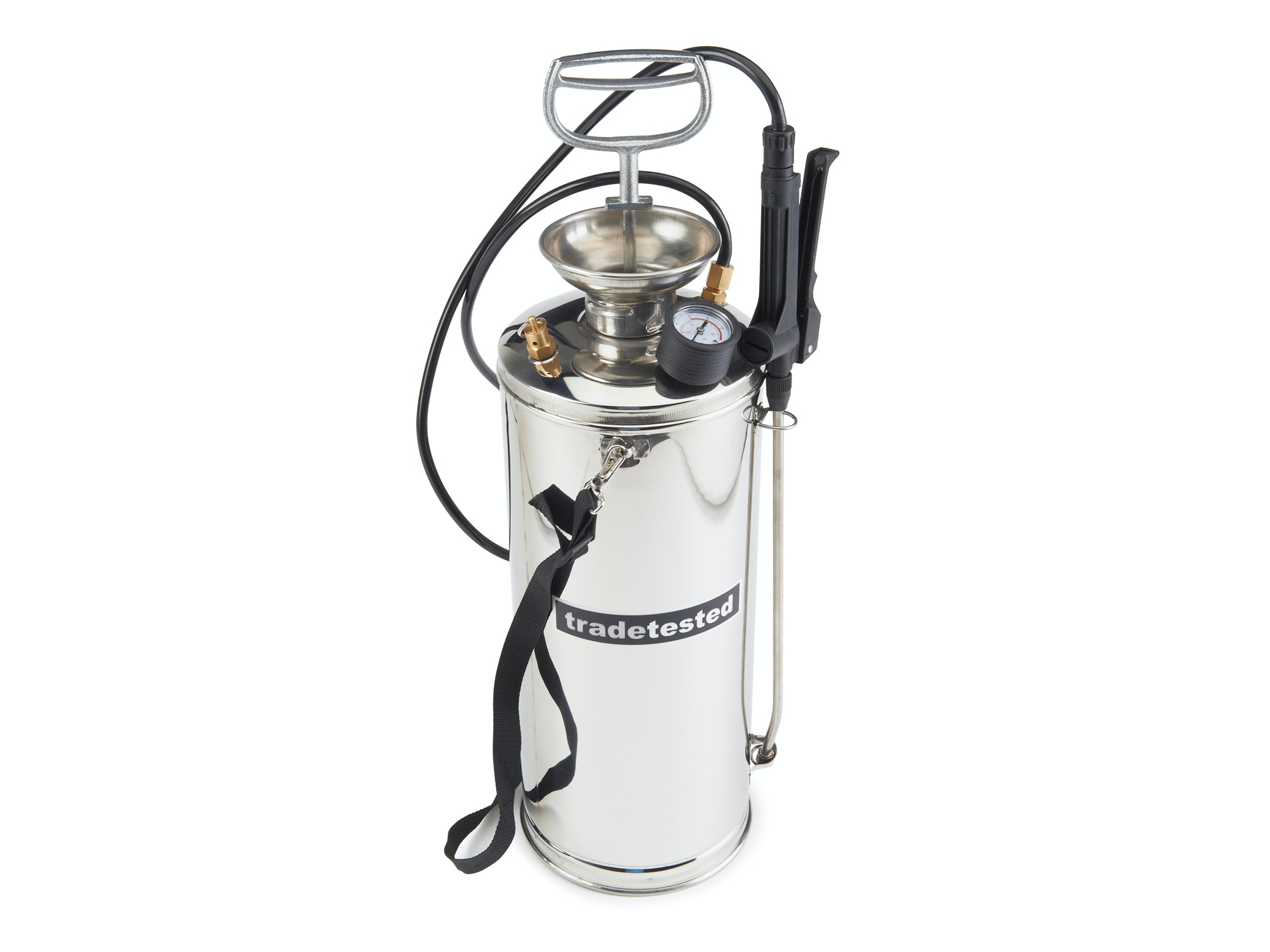 Pressure Sprayer Stainless Steel 8L