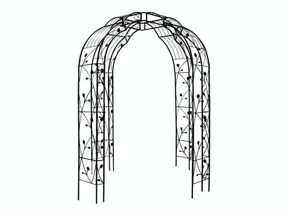 Garden Arch Steel Gazebo