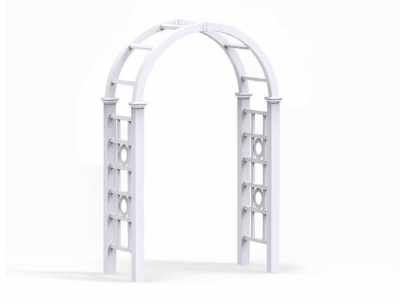 Garden Arch PVC Taurus