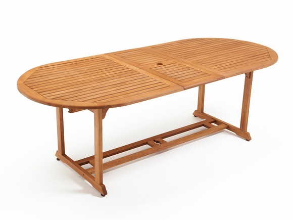 Chatswood Extending Outdoor Dining Table 190-230cm