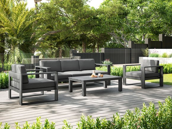 Cube Outdoor Lounge Suite