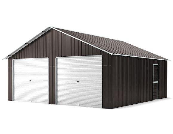 Double Garage 6.4m x 7.2m Ironsand