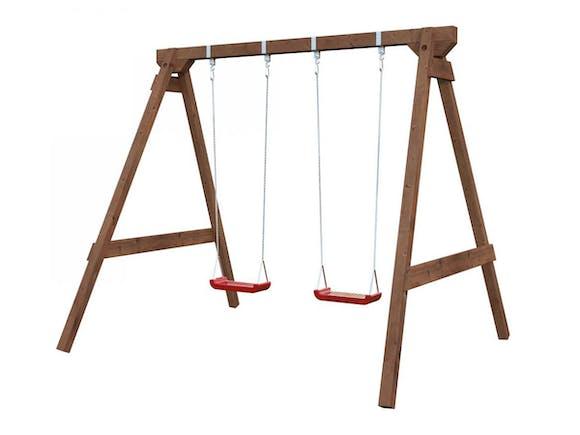 Jesper Wooden Swing Set 2.5m x 2.2m