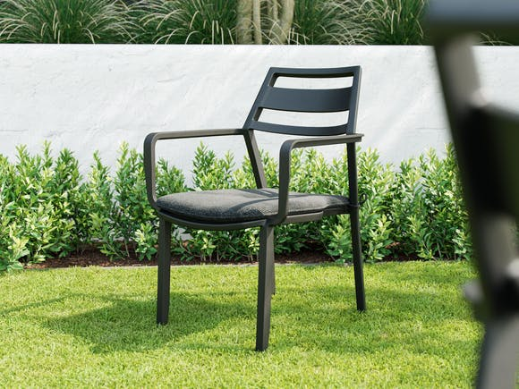 Pier Outdoor Dining Chair - Set of 3