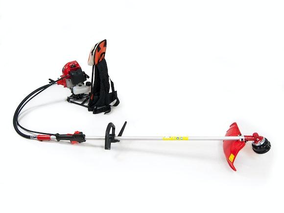Flash Brush Cutter 62cc Backpack