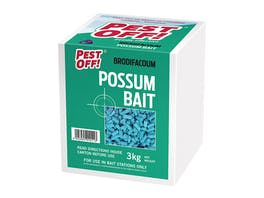 Pestoff Possum Bait 3kg