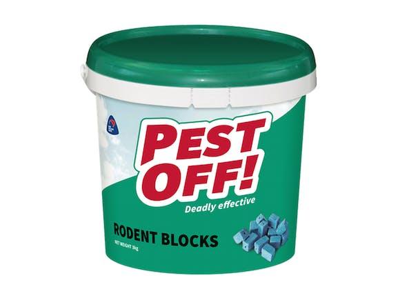 Pestoff Rodent Block 3kg