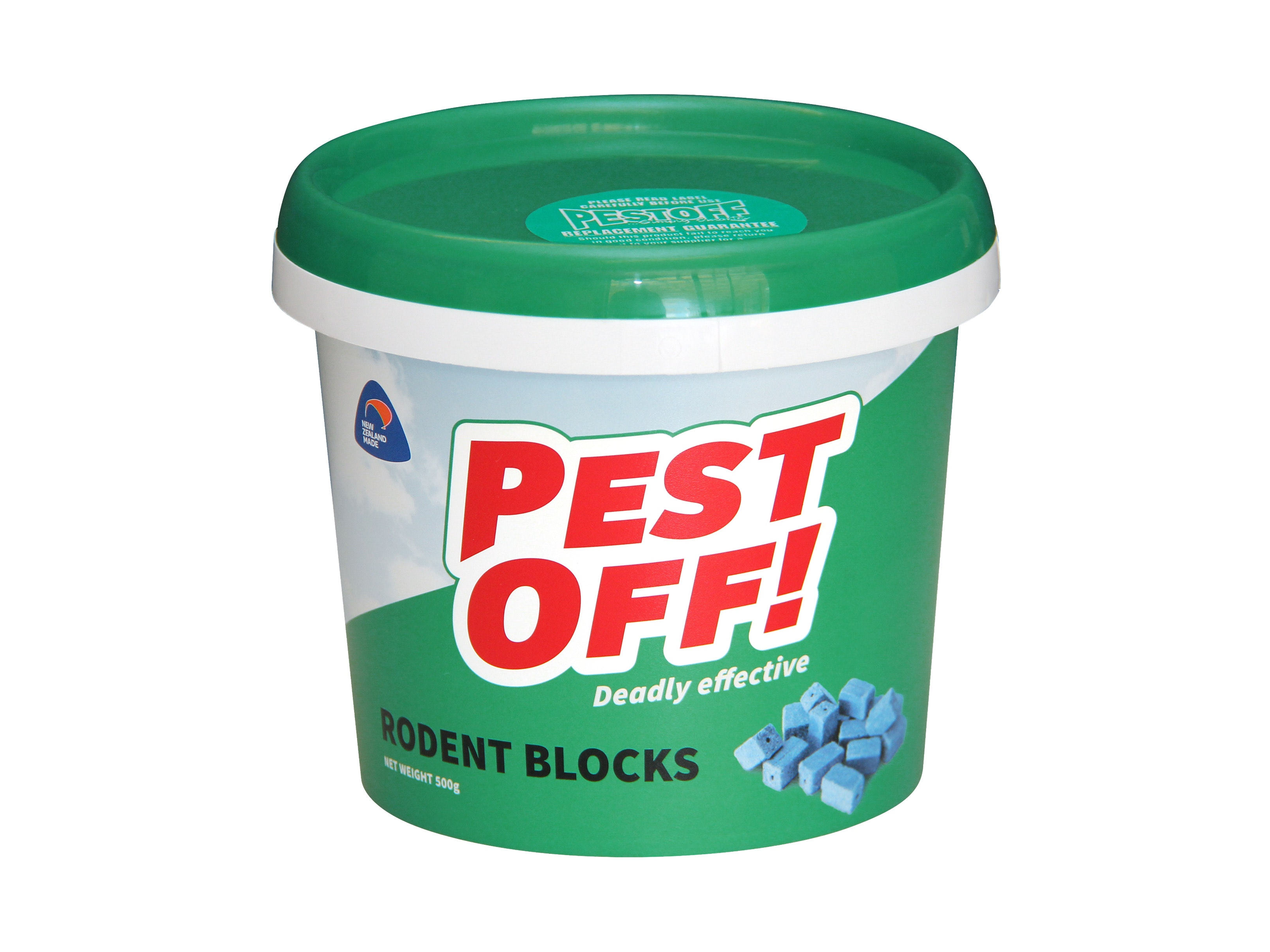 Pestoff Rodent Block 500g