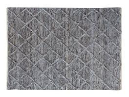 Signature Outdoor Rug Bomerano Dark Grey 160 x 230cm